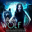 Broken Wolf: Curse of the Moon, Book 4 Audiobook by Stacy Claflin Narrated by Rudy Sanda, Elise Arsenault