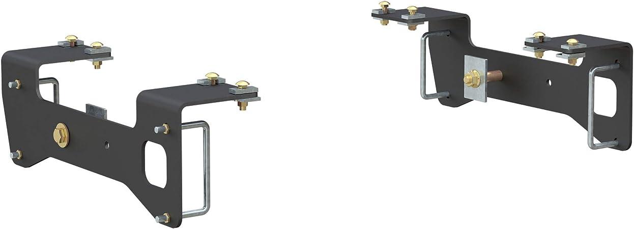 Select Chevrolet Silverado 2500 CURT 16418 5th Wheel Installation Brackets 3500 GMC Sierra 1500 16430 HD