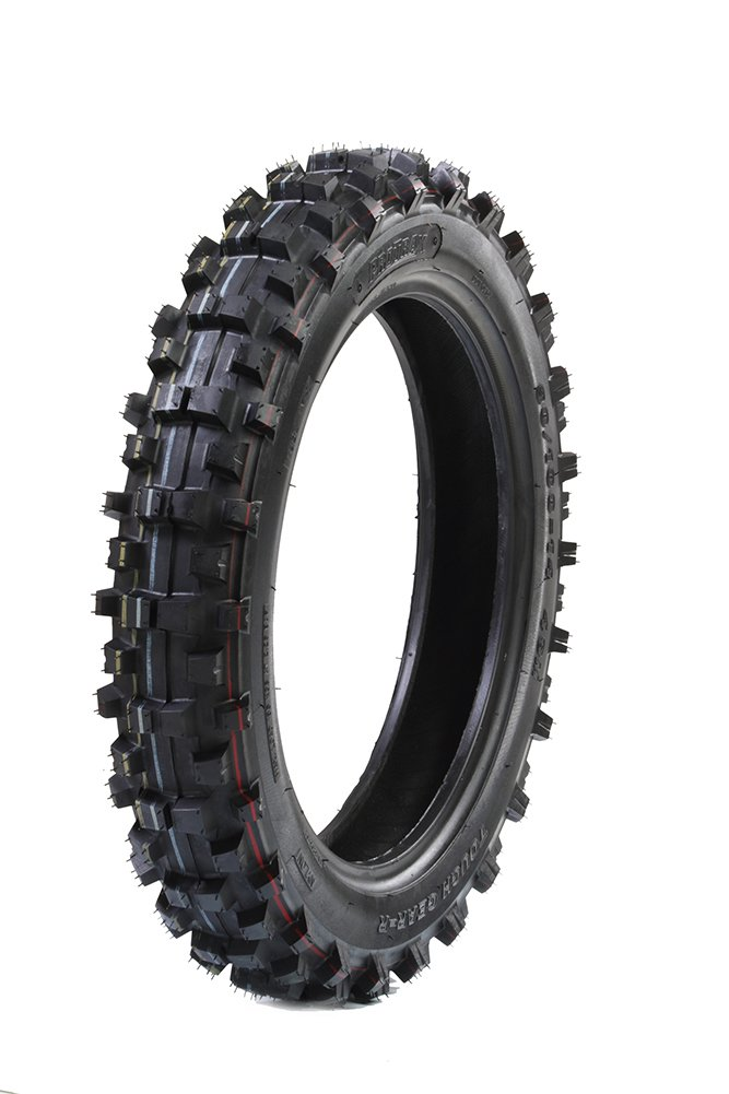 ProTrax PT1008 Motocross Offroad Dirt Bike Tire 90/100-14 Rear Soft/Intermediate Terrain