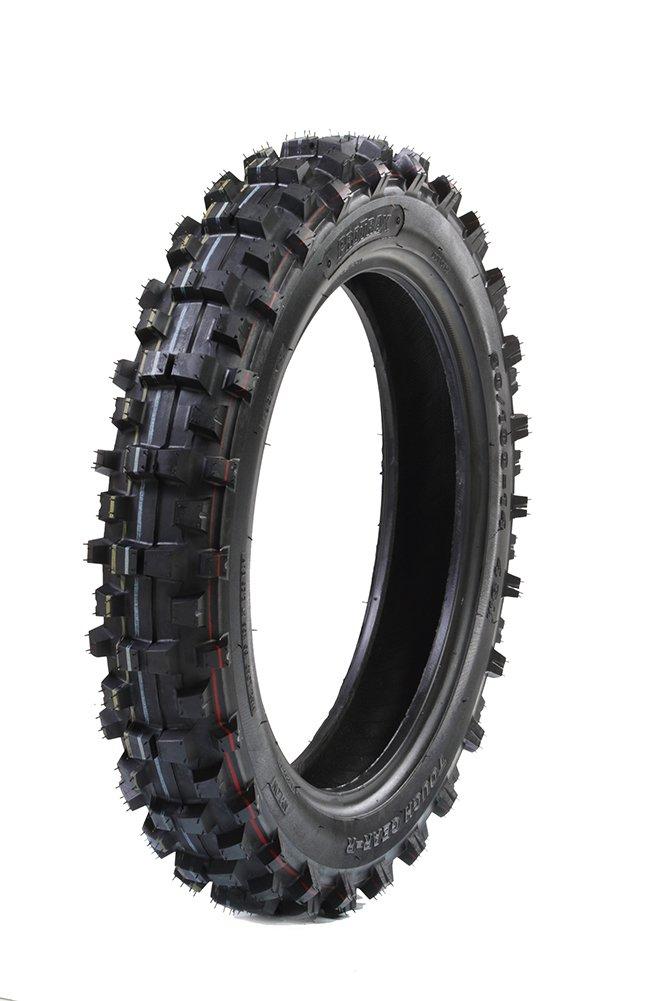 ProTrax PT1008 Motocross Offroad Dirt Bike Tire 90/100-14 Rear Soft/Intermediate Terrain