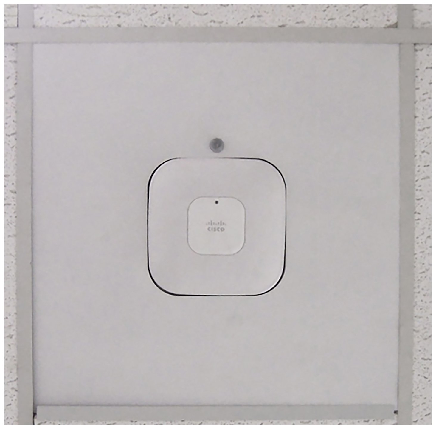 TerraWave TW-CTEN-2X2-1142U 386602 Universal Ceiling Tile Enclosure for Cisco 1142, 2600, 3500 and 3600 Access Points, 24'' x 24''