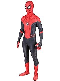 Amazon.com: Riekinc Womens Superhero Zentai Suits Halloween ...
