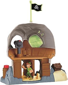 Mattel Fisher Price - Disney - Jake y los Piratas de Nunca Jamás - Isla Calavera: Amazon.es: Juguetes y juegos