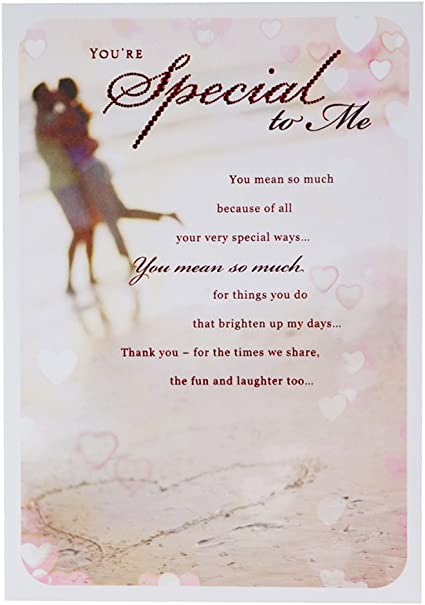 Tremendous Hallmark Birthday Card For Someone Special Special To Me Funny Birthday Cards Online Unhofree Goldxyz