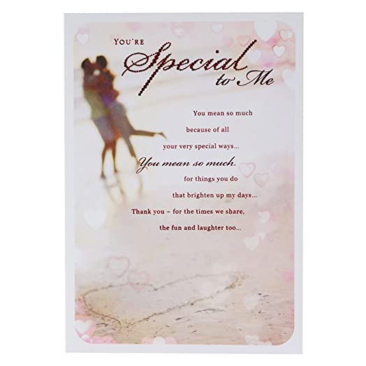 Hallmark Birthday Card For Someone Special Special To Me – Special Birthday Cards for Someone Special