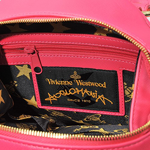 d2657af6e1 Vivienne Westwood Divina small Yasmin Coral: Amazon.co.uk: Luggage
