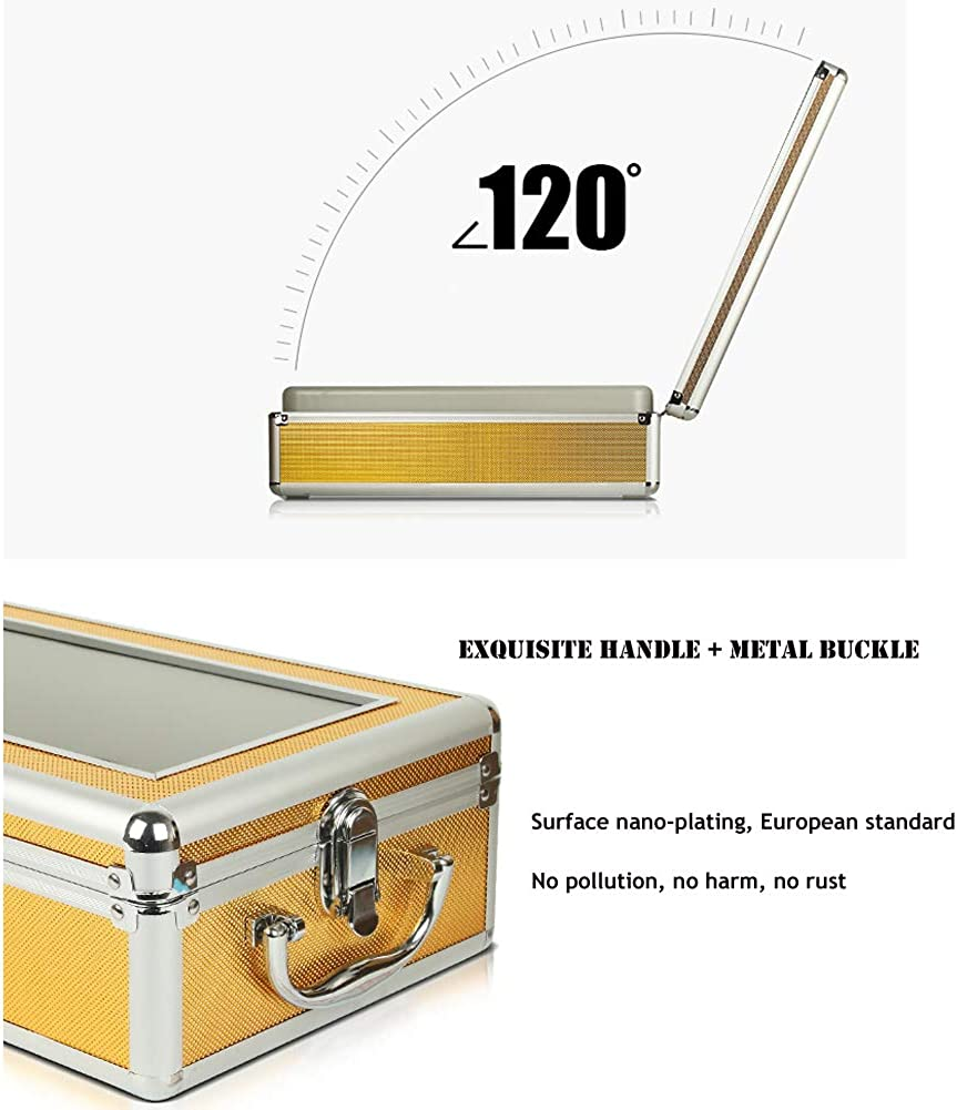 3D.Mr.Se/ñor Dispenser di Copriscarpe Automatico Portatile+50PZ Copriscarpe