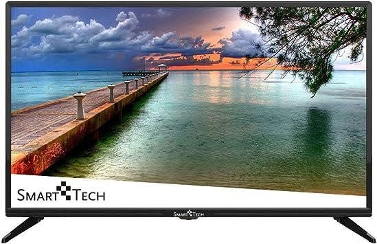 Smart-Tech SMT32Z4TS Televisor LED Listo para HD de 32 Pulgadas, Reproductor Multimedia a Través de Puerto USB y Puerto HDMI (Sintonizador Triple DVB-T/C / T2 / S / S2, Negro): Amazon.es: Electrónica