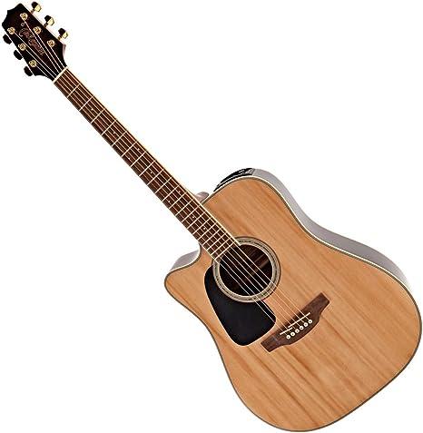 Takamine GD51CE LH NAT Dreadnought - Guitarra acústica eléctrica ...