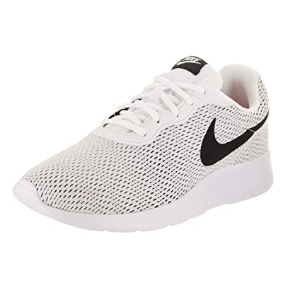 Nike Mens Flex Fury 2 Fitsole Lightweight Running Shoes, White/Black, Size | Road Running