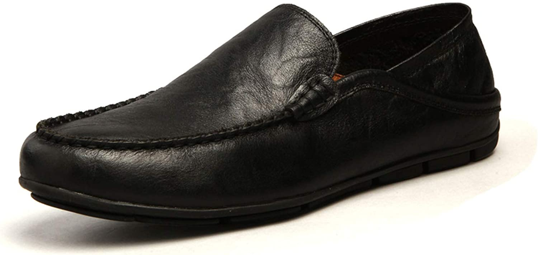 Small Oranges Designer Italian Shoes Men Casual Mens Loafers