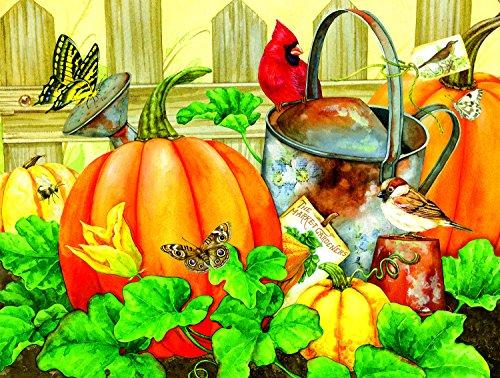 October Garden 500 Piece Jigsaw Puzzle by SunsOut