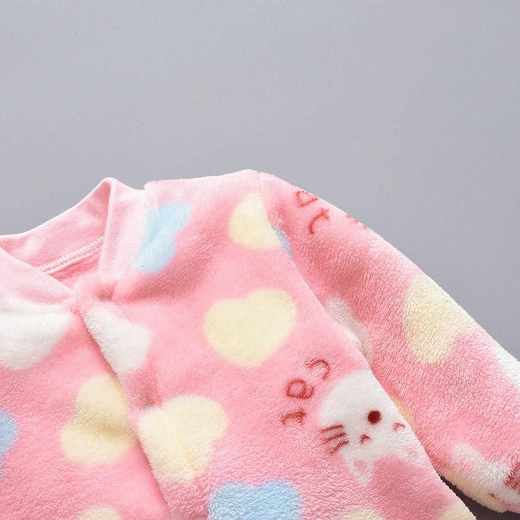 Ensemble de Pyjama Grenouill/ères B/éb/é Combinaisons Cartoon D/éguisement Fille Enfant Polaire Barboteuse /à Capuche Manteau /à Capuche Chaud Gar/çons Hiver Manches Longues Tenues