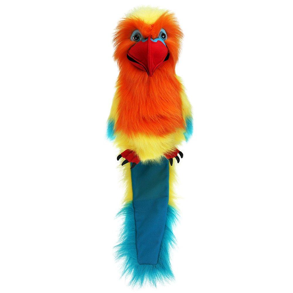 the puppet company large birds love bird hand puppet amazon