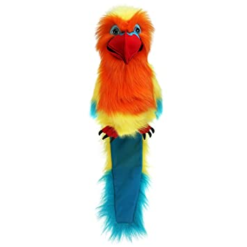 Aves The Grandes Del Puppet Pájaro Company Amor 3j4RAL5