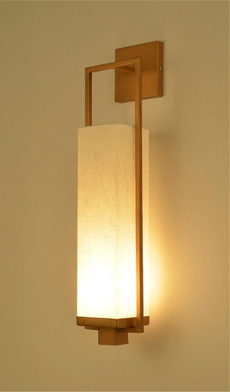 MMYNL Moderne Wandlampe Retro Vintage Wandleuchte für Schlafzimmer Wohnzimmer Bar Bad Küche Chinesisches NachttischAntiquitätshotel Retro 16  16  73cm