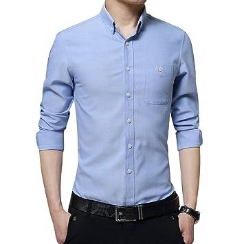camicia colletto button down slim fit