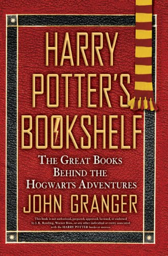 Harry Potter's Bookshelf: The Great Books behind the Hogwarts Adventures – HPB