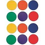 "S&S Worldwide 5"" Spectrum Spot Markers (set of 12)"