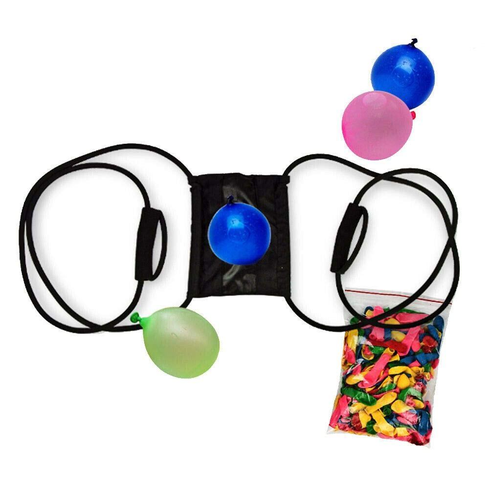 200 Yard Water Balloon Launcher Cannon 3 Persons Slingshot Balloons Shooters Toy- Sold by: Mike's Garage Sale Today! by Unknown (Image #4)
