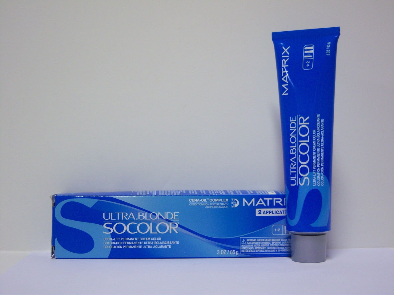Amazon Matrix Ultra Blonde Socolor Cream Hair Color 3oz Ul A