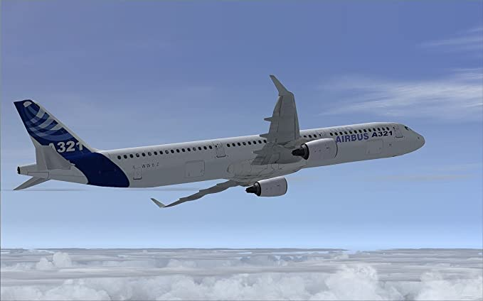 Flight Simulator X - A320 NEO (Add - On) - [PC] [German Version