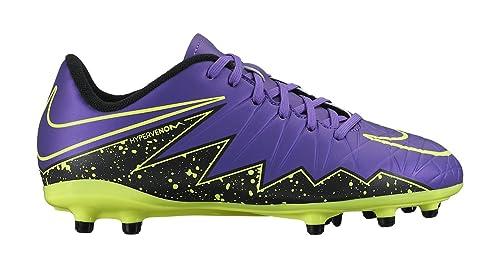 Nike JR Hypervenom Phelon II FG - Botas de fútbol be5818e0cb46c