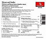 Mozart and Stadler: Clarinet & Basset Horn Chamber Music