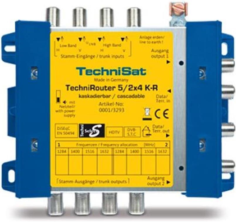 Technirouter 5 2x4 K R Elektronik