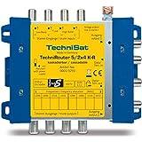 TechniSat 0001/3129 Mehrbereichsverstärker MBV 4: Amazon
