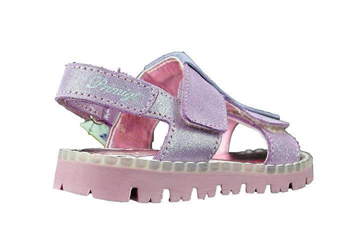 PRIMIGI 1417344 Sandalen Schuhe Mädchen Lila Leder S4X0Vxd0l