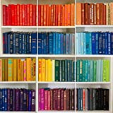 Decorative Books By Color   Used Thrift Designer Books   Bulk Wholesale Cheap  Home Decor   Choose Your Colors   Create Your Own Set   Fill a Bookshelf, Stack, Office, Home, Shelfie, Library