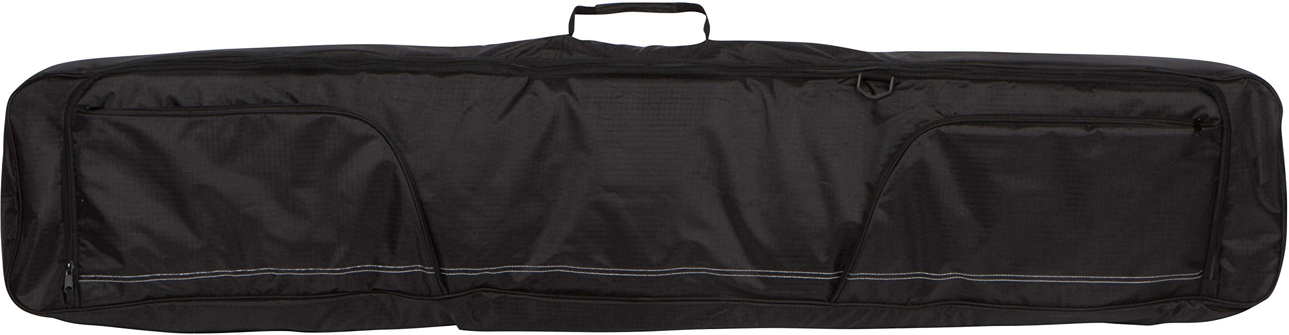 Snowboard Padded Travel Bag - Up to 160CM Board With Carry Strap by Trademark Innovations