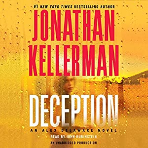 Deception: An Alex Delaware Novel Audiobook