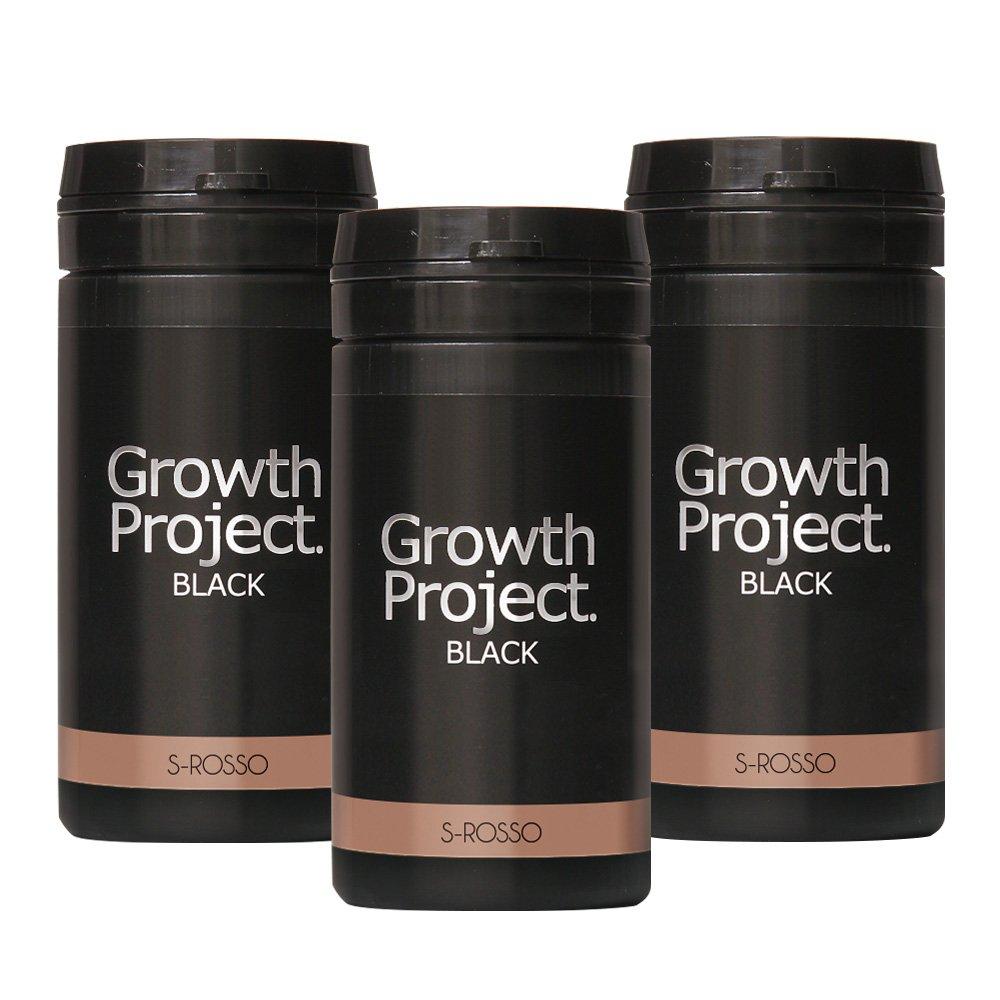 GrowthProject BLACKサプリメント B0767D5Q7M 1本単品  1本単品