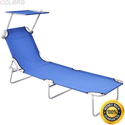 Fine Amazon Com Colibrox Sun Lounge Bed Chair Beach Recliner Alphanode Cool Chair Designs And Ideas Alphanodeonline