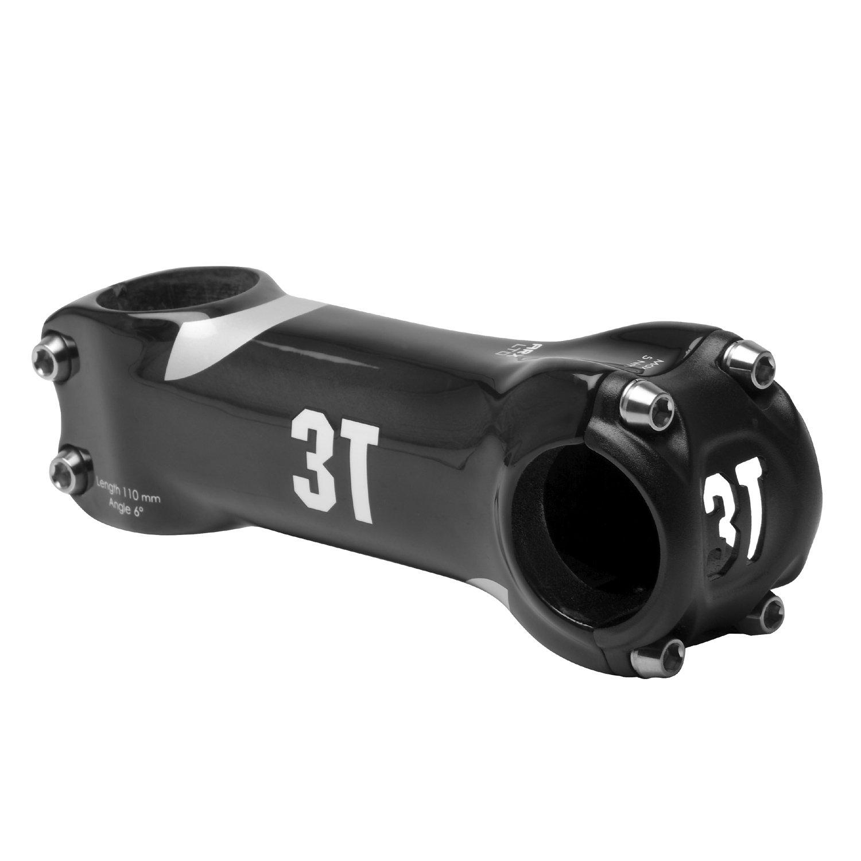 3t ARX Ltdステム B00N52CNX2グロスブラック 31.8/100