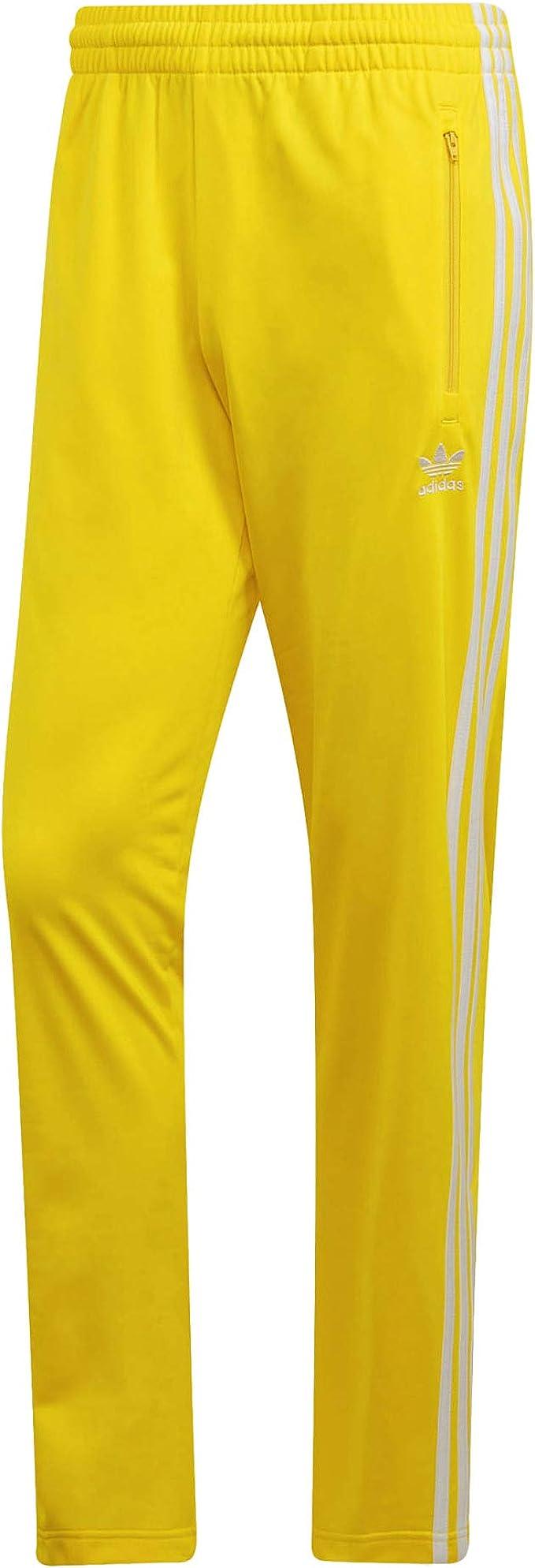 adidas Originals Firebird Track Pants Yellow LG: Amazon.es: Ropa ...