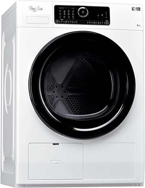 Whirlpool HSCX 80531 Independiente Carga frontal 8kg A+++ Color ...