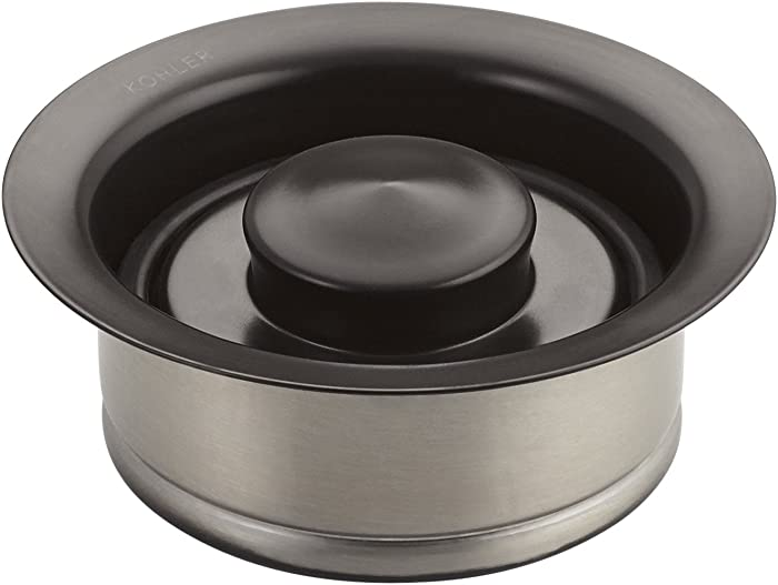 KOHLER K-11352-2BZ Sink Disposal Flange, One Size, Oil-Rubbed Bronze
