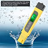 Turbidity Meters, Meter Digital Water Tester, 3 in