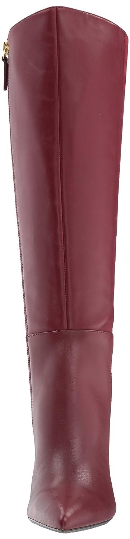 Nine West Women's FALLON9X9W US|Wine/Wine Leather B0716P6YC9 8 B(M) US|Wine/Wine FALLON9X9W Wide Leather b9ac10