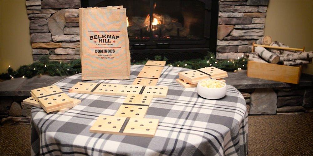 Belknap Hill Trading Post Giant Dominoes Backyard Game by Belknap Hill Trading Post (Image #7)