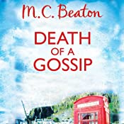Death of a Gossip: Hamish Macbeth, Book 1 | M. C. Beaton