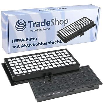 Active AirClean-Filter SF-AA 50 für Miele S8 Haus /& Co von Microsafe®