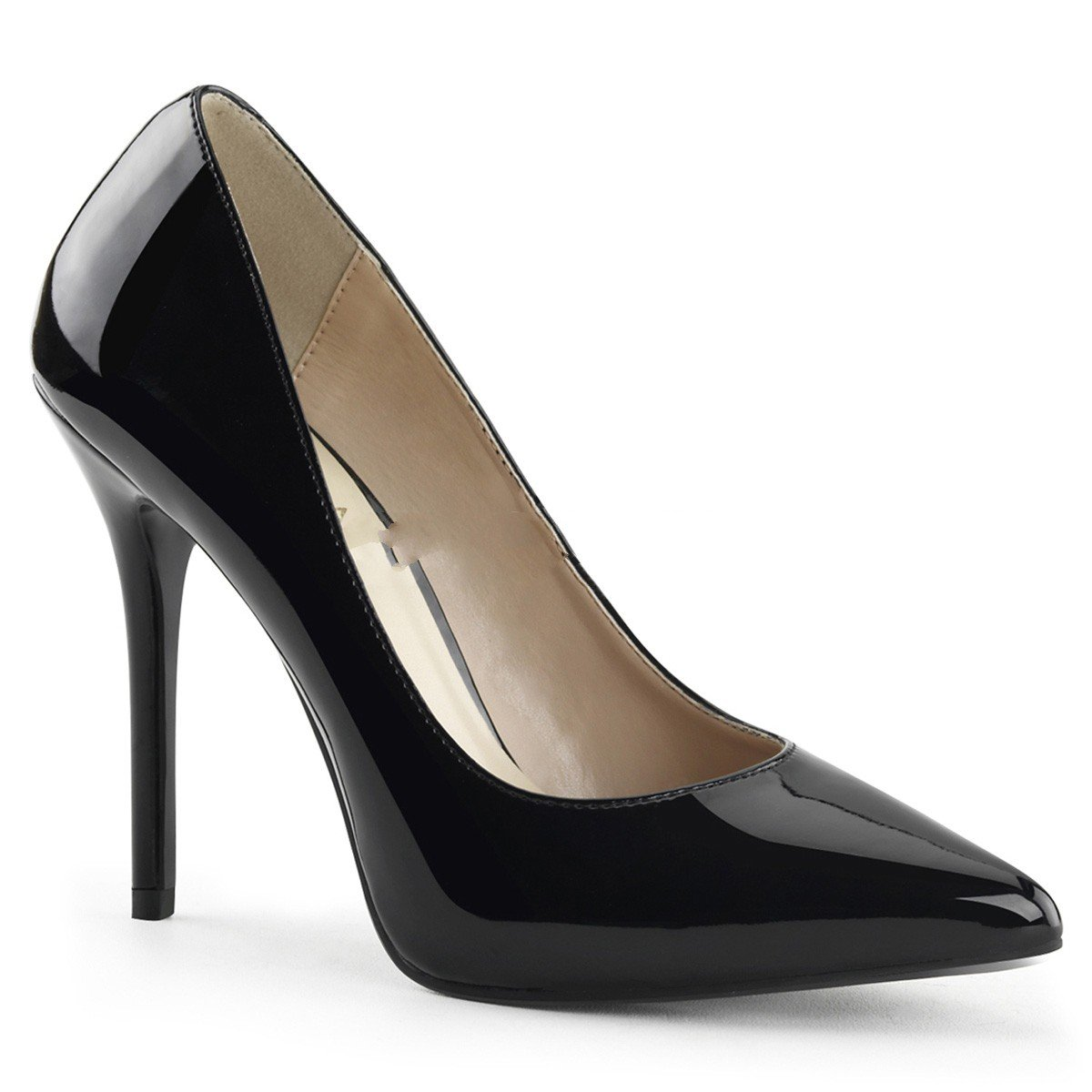Pleaser Amuse-20 - sexy High Heels 12cm Pumps 35-48