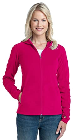 Port Authority Ladies Microfleece Hoodie fc054fbc2e