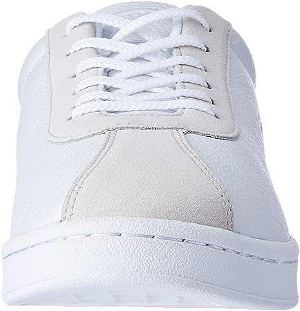 Lacoste Masters 119 2 SMA, Zapatillas para Hombre, Blanco (Wht/Grn 082), 43 EU