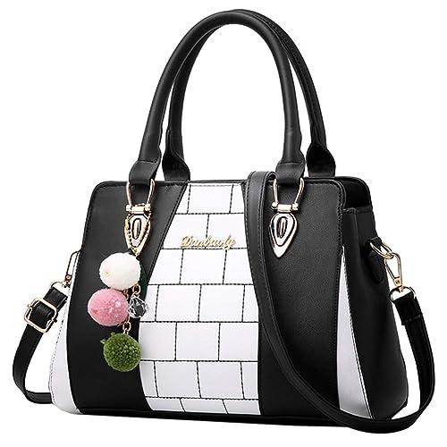 Amazon.com: BAOFASHION - Bolsas para mujer, diseño retro ...