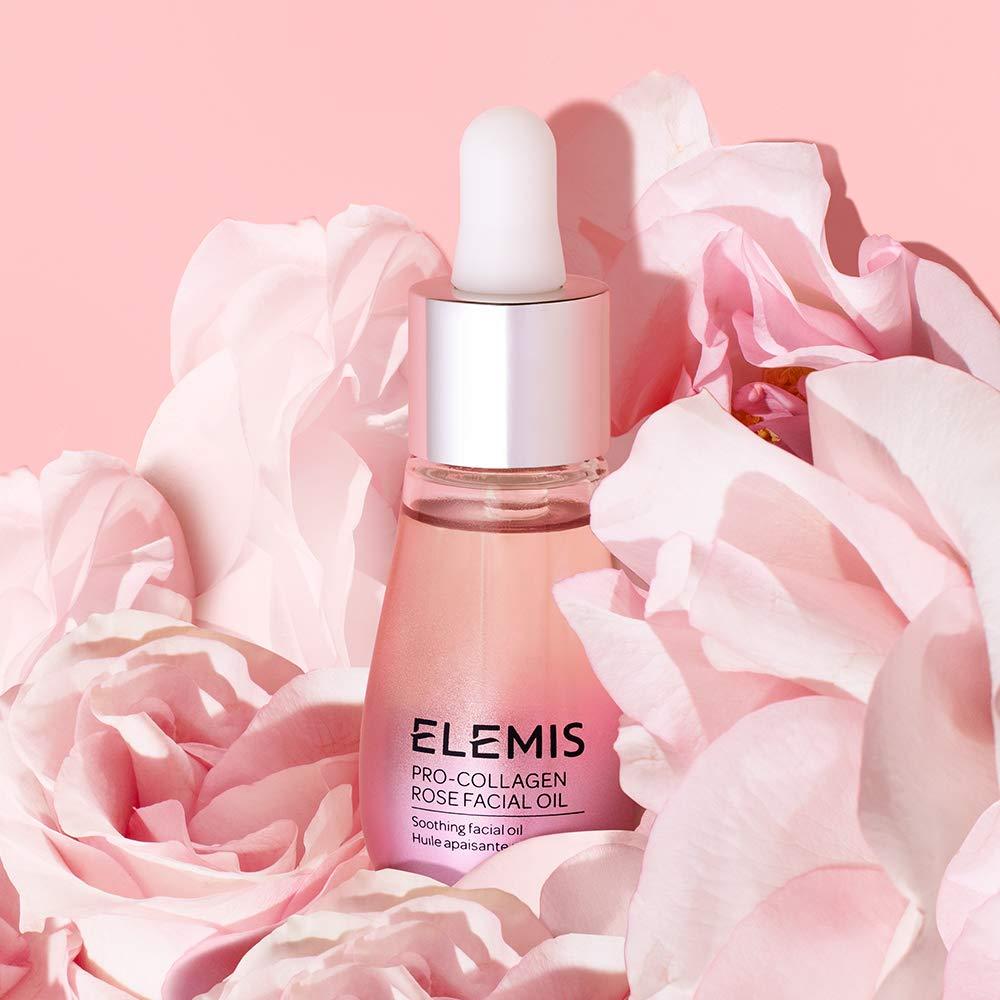 Картинки по запросу Elemis Pro-Collagen Rose Facial Oil (0.5 fl. oz.)